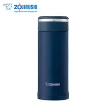 Zojirushi กระติกน้ำสุญญากาศเก็บความร้อน/เย็น 0.36 ลิตร รุ่น SM-JF36 AD - สีน้ำเงิน