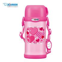 Zojirushi For Kids กระติกน้ำสุญญากาศเก็บความร้อน/เย็น สำหรับเด็ก 0.6 ลิตร รุ่น SC-MC60 PZ - สีชมพู