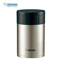 Zojirushi Food Jars กระติกอาหารสุญญากาศเก็บความร้อน/เย็น 0.55 ลิตร รุ่น SW-HAE55 XA - สีสเตนเลส