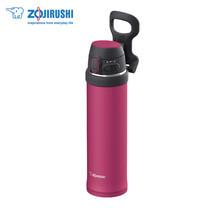 Zojirushi กระติกน้ำสุญญากาศเก็บความร้อน/เย็น 0.60 ลิตร รุ่น SM-QAF60 RK - สีแดง