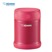 Zojirushi Food Jars กระติกอาหารสุญญากาศเก็บความร้อน/เย็น 0.5 ลิตร รุ่น SW-EAE50 PJ - สีแดง