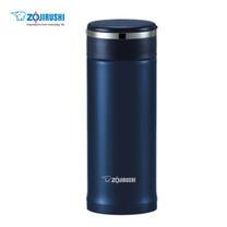 Zojirushi With Tealeaf Filter กระติกน้ำสุญญากาศเก็บความร้อน/เย็น 0.46 ลิตร รุ่น SM-JTE46 AD - สีน้ำเงิน