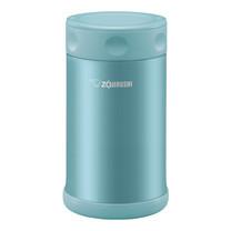Zojirushi Food Jars กระติกอาหารสุญญากาศเก็บความร้อน/เย็น 0.75 ลิตร รุ่น SW-FCE75 AB - สีฟ้า