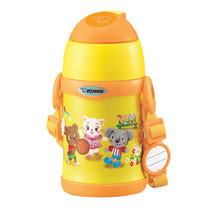 Zojirushi For Kids กระติกน้ำสุญญากาศเก็บความร้อน/เย็น สำหรับเด็ก 0.45 ลิตร รุ่น ST-ZEE45 EK - สีเหลือง