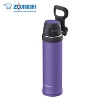 Zojirushi กระติกน้ำสุญญากาศเก็บความร้อน/เย็น 0.60 ลิตร รุ่น SM-QAF60 VK - สีม่วง