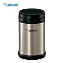 Zojirushi Food Jars กระติกอาหารสุญญากาศเก็บความร้อน/เย็น 0.75 ลิตร รุ่น SW-FCE75 XA - สีสเตนเลส