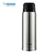 Zojirushi Bottles with cup กระติกน้ำสูญญากาศเก็บความร้อน/เย็น ฝาเป็นถ้วย 1.03 ลิตร รุ่น SJ-JS10 XA - สีสเตนเลส