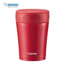 Zojirushi Food Jars กระติกอาหารสุญญากาศเก็บความร้อน/เย็น 0.36 ลิตร รุ่น SW-GCE36 RA - สีแดง