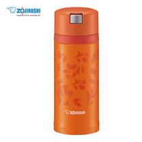 Zojirushi Mugs กระติกน้ำสูญญากาศเก็บความร้อน/ความเย็น 0.36 ลิตร รุ่น SM-XC36 DV - สีส้ม