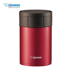 Zojirushi Food Jars กระติกอาหารสุญญากาศเก็บความร้อน/เย็น 0.55 ลิตร รุ่น SW-HAE55 RM - สีแดง