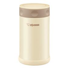 Zojirushi Food Jars กระติกอาหารสูญญากาศเก็บความร้อน/เย็น 0.75 ลิตร รุ่น SW-FCE75 CC - สีครีม