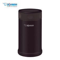 Zojirushi Food Jars กระติกอาหารสูญญากาศเก็บความร้อน/เย็น 0.75 ลิตร รุ่น SW-FCE75 TD - สีน้ำตาล