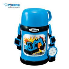 Zojirushi For Kids กระติกน้ำสูญญากาศเก็บความร้อน/เย็น สำหรับเด็ก 0.45 ลิตร รุ่น SC-ZT45 AZ - สีน้ำเงิน