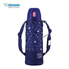 Zojirushi For Kids กระติกน้ำสูญญากาศเก็บความร้อน/เย็น สำหรับเด็ก 1.03 ลิตร รุ่น SP-JA10 AU - สีน้ำเงิน