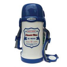 Zojirushi For Kids กระติกน้ำสูญญากาศเก็บความร้อน/เย็น สำหรับเด็ก 0.6 ลิตร รุ่น SC-MC60 WA - สีขาว