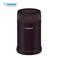 Zojirushi Food Jars กระติกอาหารสูญญากาศเก็บความร้อน/เย็น 0.5 ลิตร รุ่น SW-EAE50 TD - สีน้ำตาล