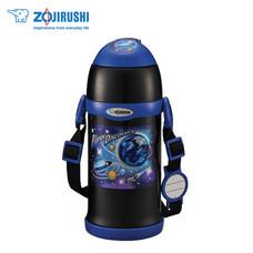 Zojirushi For Kids กระติกน้ำสุญญากาศเก็บความร้อน/เย็น สำหรับเด็ก 0.60 ลิตร รุ่น SC-ZT60 BA - สีน้ำเงิน-ดำ