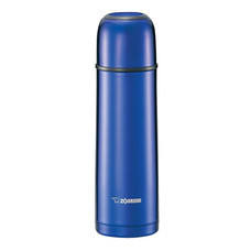 Zojirushi Bottles with cup กระติกน้ำสุญญากาศเก็บความร้อน/เย็น ฝาเป็นถ้วย 0.5 ลิตร รุ่น SV-GR50 AA - สีน้ำเงิน