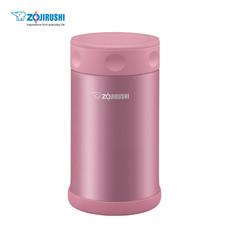 Zojirushi Food Jars กระติกอาหารสุญญากาศเก็บความร้อน/เย็น 0.75 ลิตร รุ่น SW-FCE75 PS - สีชมพู