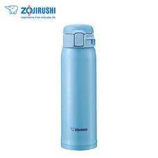 Zojirushi กระติกน้ำสุญญากาศเก็บความร้อน/เย็น 0.48 ลิตร รุ่น SM-SE48 AL - สีฟ้า