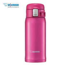 Zojirushi Mugs กระติกน้ำสูญญากาศเก็บความร้อน/เย็น 0.36 ลิตร รุ่น SM-SD36 PV - สีชมพู