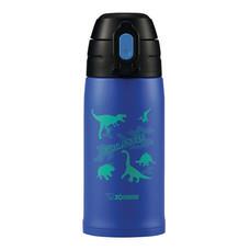 Zojirushi For Kids กระติกน้ำสูญญากาศเก็บความร้อน/เย็น สำหรับเด็ก 0.62 ลิตร รุ่น SP-JA06 AZ - สีน้ำเงิน
