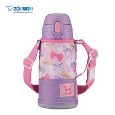 Zojirushi For Kids กระติกน้ำสูญญากาศเก็บความร้อน/เย็น สำหรับเด็ก 0.62 ลิตร รุ่น SP-JA06 VZ - สีชมพู