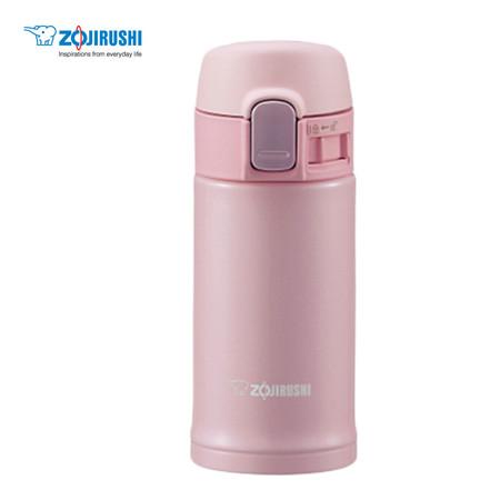 Zojirushi Mugs กระติกน้ำสุญญากาศเก็บความร้อน/เย็น 0.3 ลิตร รุ่น SM-PB30 PP - สีชมพู