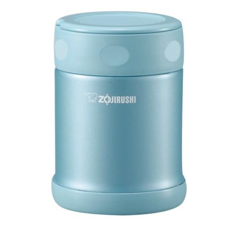 Zojirushi Food Jars กระติกอาหารสุญญากาศเก็บความร้อน/เย็น 0.5 ลิตร รุ่น SW-EAE50 AB - สีฟ้า