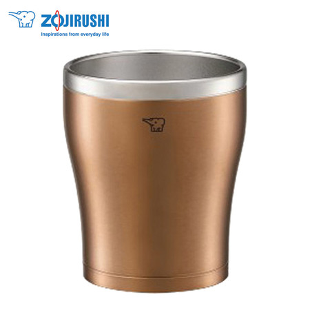 Zojirushi Tumbler แก้วเก็บความร้อน/เย็น 0.3 ลิตร รุ่น SX-DN30 NC - สีน้ำตาล