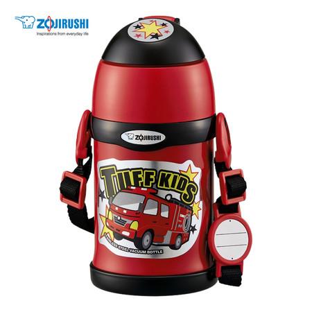Zojirushi For Kids กระติกน้ำสุญญากาศเก็บความร้อน/เย็น สำหรับเด็ก 0.45 ลิตร รุ่น SC-ZT45 RZ - สีแดง