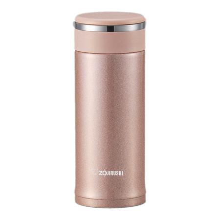 Zojirushi With Tealeaf Filter กระติกน้ำสุญญากาศเก็บความร้อน/เย็น 0.46 ลิตร รุ่น SM-JTE46 PX - สีบรอนซ์ทอง