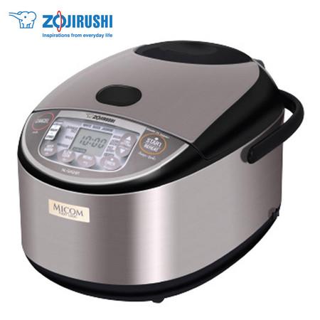 Zojirushi หม้อหุงข้าวไฟฟ้าไมโครคอมพิวเตอร์ 1.8 ลิตร รุ่น NL-GAQ18T BM