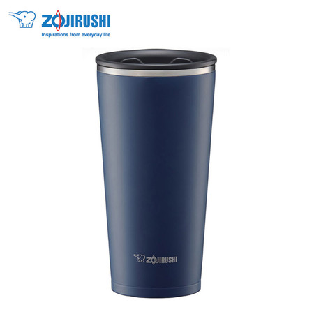 Zojirushi Tumbler แก้วน้ำเก็บความร้อน/เย็น 0.45 ลิตร รุ่น SX-FSE45 AD - สีน้ำเงิน