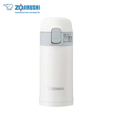 Zojirushi กระติกน้ำสุญญากาศเก็บความร้อน/เย็น 0.2 ลิตร รุ่น SM-PC20 WA
