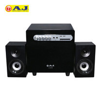 AJ ชุดลำโพงรุ่น AJ-925FM กำลังขับ 2500W 2.1 CH USB FM Bluetooth
