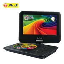AJ เครื่องเล่น DVD พร้อมจอ LCD รุ่น PCD-9