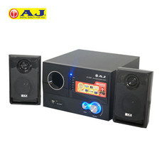 AJ ชุดลำโพง รุ่นW-237T กำลังขับ 1000W 2.1 Channel USB/SD Card