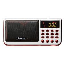 AJ MUSIC BOX MP3 2000 MUSIC CARD 8G