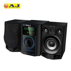 AJ MINICOMPO DVD FM USB รุ่น MD-5010 5000W PM.PO