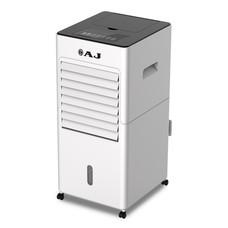AJ รุ่นAC-100 3-in-1 Anti PM 2.5 พัดลมไอเย็นขนาดถังบรรจุน้ำ 6 ลิตรมีรีโมทคอนโทรลพร้อมเจลทำความเย็น 2 ชิ้นพร้อมส่ง