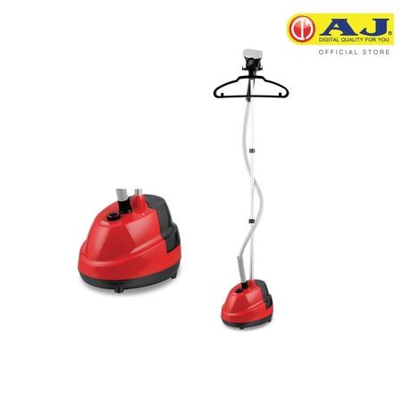 AJ เตารีดไอน้ำแบบยืน รุ่น IR-999 พลังไอน้ำ ถนอมผ้า ถังบรรจุน้ำ1.5 ลิตร รับประกัน 1 ปี