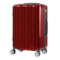 LEGEND WALKER กระเป๋าเดินทาง รุ่น 5102-49 ขนาด 20 นิ้ว สี RED