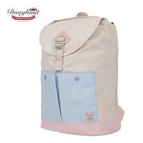 DOUGHNUT กระเป๋าเป้ รุ่น MONTANA - สี Cream X Iceberg X Sakura
