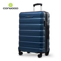 CONWOOD กระเป๋าเดินทาง รุ่น CT866-28 ขนาด 28 นิ้ว สี BLUE