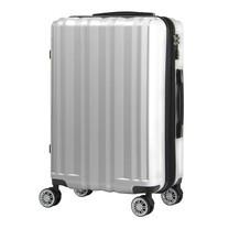 LEGEND WALKER กระเป๋าเดินทาง รุ่น 5102-49 ขนาด 20 นิ้ว สี WHITE CARBON