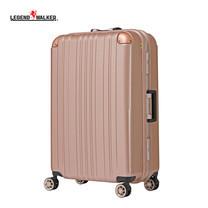 LEGEND WALKER กระเป๋าเดินทาง รุ่น 5122-62 ขนาด 25 นิ้ว - สี Rose Gold