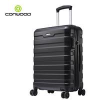 CONWOOD กระเป๋าเดินทาง รุ่น CT866 ขนาด 20 นิ้ว สี BLACK