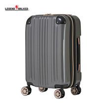 LEGEND WALKER กระเป๋าเดินทาง รุ่น 5122-48 ขนาด 20 นิ้ว - สี Carbon