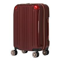 LEGEND WALKER กระเป๋าเดินทาง รุ่น 5122-48 ขนาด 20 นิ้ว - สี Wine Red